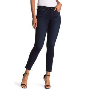Paige Verdugo Crop Jeans Dark Wash 30